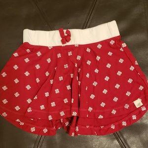 Burts Bees Toddler Skirt 100% cotton